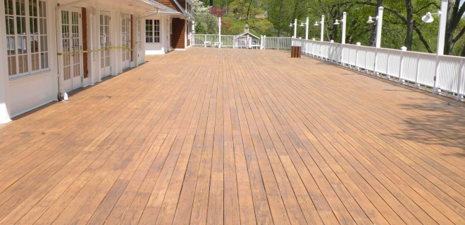 Deck Maintenance Company Greenwich CT