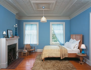Alternatives to wallpaper options for interior wall - Alternatives to painting walls ...