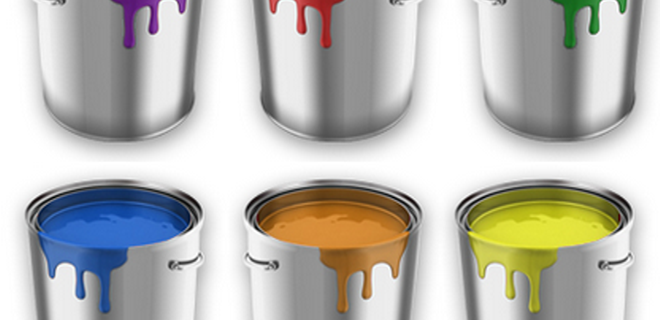 CertaPro Paint Cans