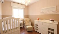safe nursery for baby