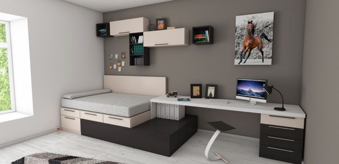 If Youu0027re A Homeowner Dealing With A Small Bedroom, You May Feel Like Itu0027s  Impossible To Make The Space Feel Larger Than Life. Often, Small Bedrooms  Can ...