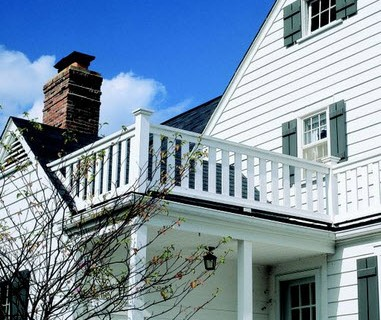 Exterior house paint the home improvement advisor - Exterior painting in cold weather ...